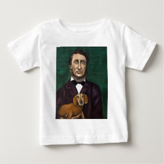 Henry David Thoreau Baby T-Shirt