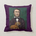Henry David Thoreau Cojines