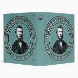 Henry David Thoreau (distressed) Binders