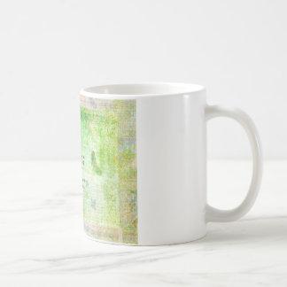 Henry David Thoreau Dream Quote with nature theme Coffee Mug