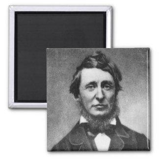 Henry David Thoreau Imán De Frigorífico