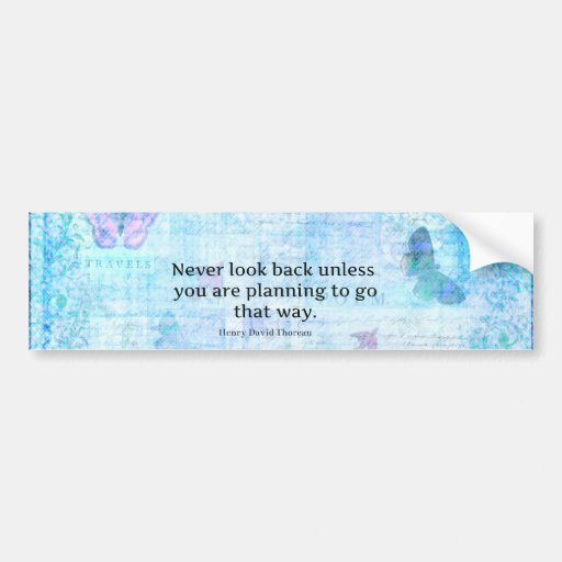 henry david thoreau inspirational quote with art bumper