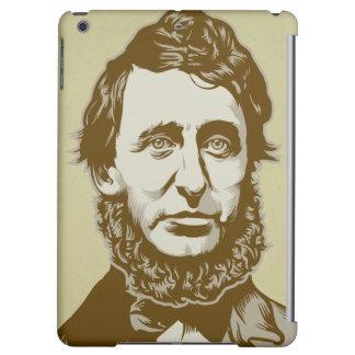 Henry David Thoreau iPad Air Covers