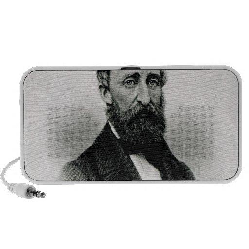 Henry David Thoreau Mini Speakers
