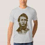 Henry David Thoreau personalizó la camiseta de la Playera