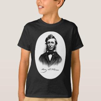 Henry David Thoreau Playera