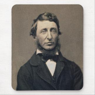 Henry David Thoreau Portrait Maxham daguerreotype Mouse Pad