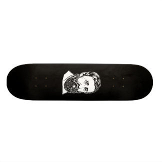 Henry David Thoreau portrait Skate Board Decks