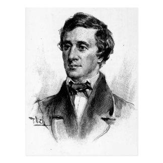 Henry David Thoreau Postcard