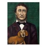 Henry David Thoreau Postcards