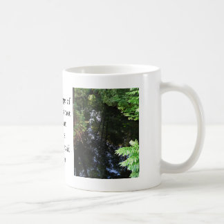 Henry David Thoreau quotation about FRIENDSHIP Coffee Mugs