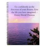 Henry David Thoreau QUOTATION Note Books