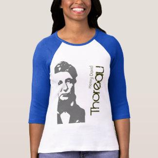Henry David THOREAU Raglan T-Shirt