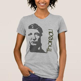 Henry David Thoreau Rockstar T-Shirt