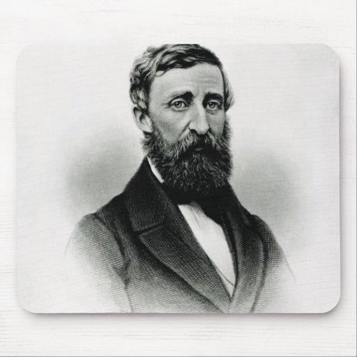 Henry David Thoreau Tapete De Ratón
