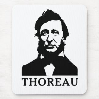 Henry David Thoreau Alfombrilla De Ratón