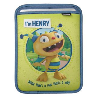¡Henry - donde hay un rugido allí es una manera! Fundas Para iPads