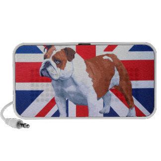 Henry el dogo británico iPhone altavoces