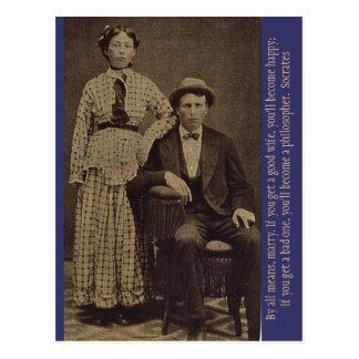 Henry & Elizabeth (SCHNELL) RUPP of York Co., PA Postcards