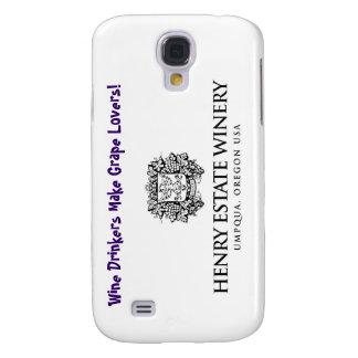 "Henry Estate ""Grape Lovers""  Galaxy S4 Case"