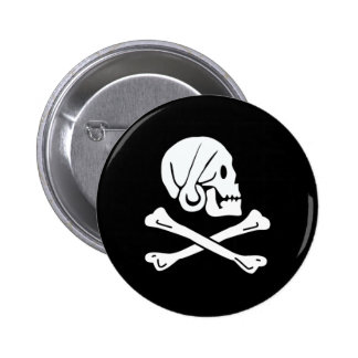 Henry Every authentic pirate flag Pins