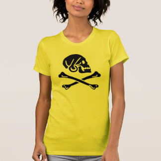 Henry Every authentic pirate flag T Shirt
