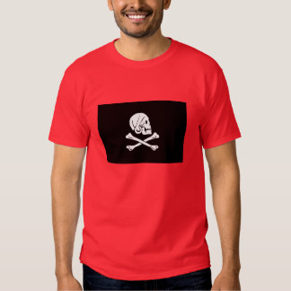 Henry Every black flag shirt