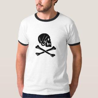 Henry Every black skull t-shirt
