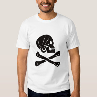 Henry Every-Black T-shirt