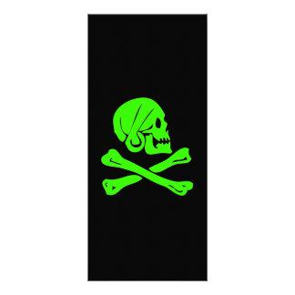Henry Every-Green Rack Card