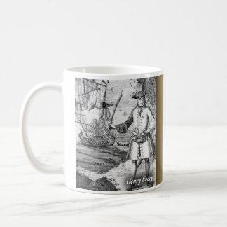 Henry Every Historical Mug