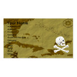 Henry Every Map #13 Business Cards