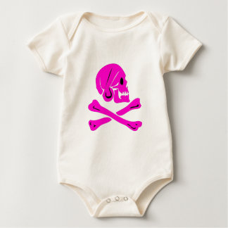 Henry Every-Pink Baby Bodysuit