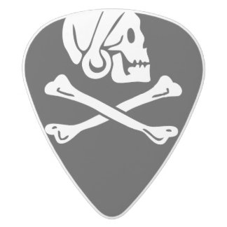 Henry Every Pirate Flag Guitar Pick