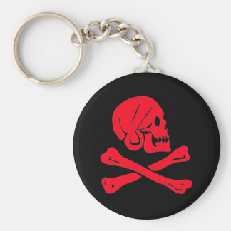 Henry Every-Red Keychain