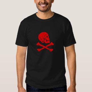 Henry Every red skull t-shirt
