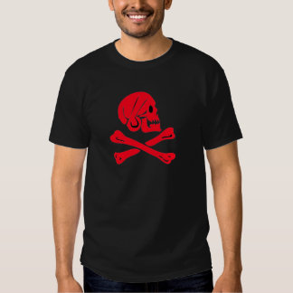 Henry Every-Red T Shirt