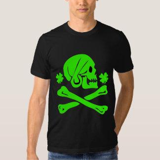 Henry Every-Shamrock Tee Shirt
