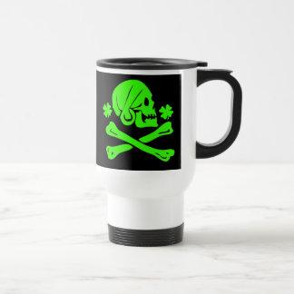 Henry Every-Shamrock Travel Mug
