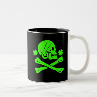 Henry Every-Shamrock Two-Tone Coffee Mug