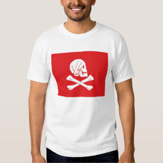 Henry Every's Pirate Flag Shirt