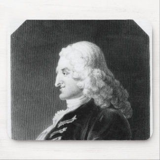 Henry Fielding  engraved by Samuel Freeman Mouse Pad