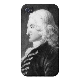 Henry Fielding grabó por Samuel Freeman iPhone 4 Carcasas