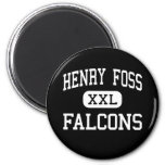 Henry Foss - Falcons - High - Tacoma Washington Refrigerator Magnets