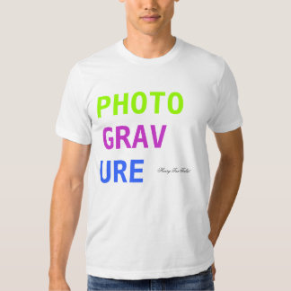 Henry Fox Talbot - Photogravure T-Shirt