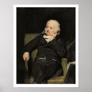 Henry Fuseli (1741-1825), 1817 (aceite en el panel Poster