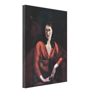 Henry Fuseli - Magdalena Hess Lona Envuelta Para Galerías