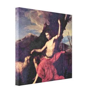 Henry Fuseli - sin followed by death Canvas Print