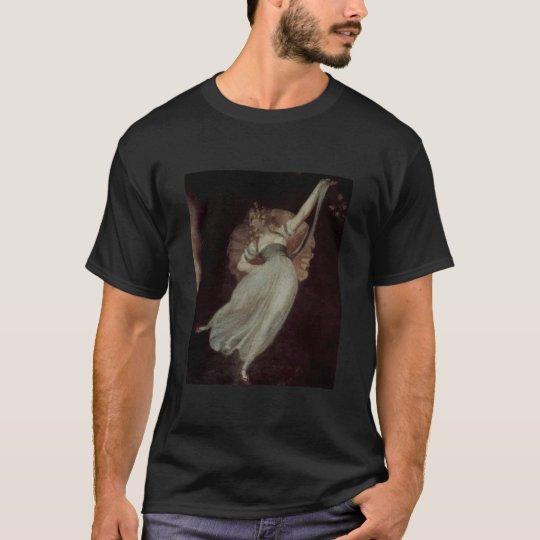 Henry Füssli Elf Detail Titania Fairy Queen Piece T-Shirt