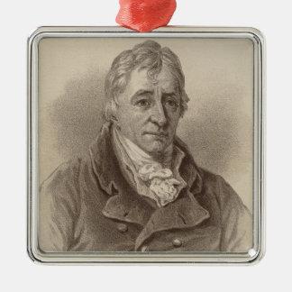 Henry Grattan Metal Ornament